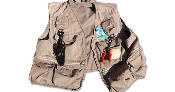Fishing Vest – Not Just for Fly Fishermen